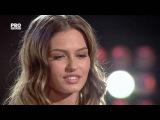 Шоу «Голос» Румыния. Осень 2016. - Эвелина Вирлан с песней