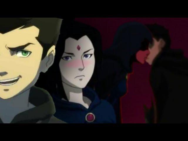 Damian Wayne e Ravena Amv🔵 Awake and Alive
