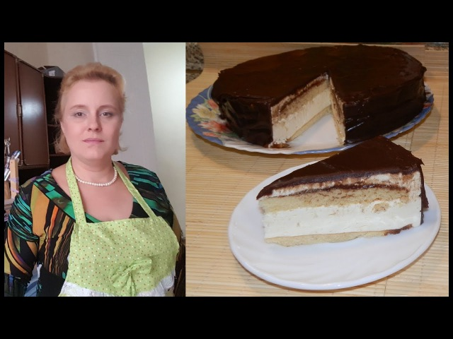 Торт Птичье молоко по ГОСТу на агар-агаре (Пошаговый рецепт)