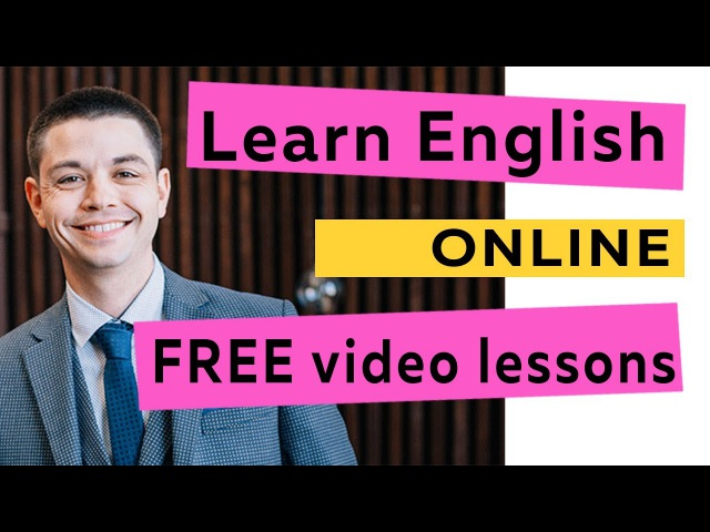 1-on-1 sessions with Kris Amerikos - Learn English online free video lessons with a native speaker