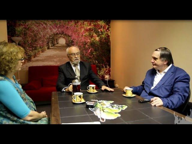 Супер интервью В.А.Чудинова и С.А.Салля о виманах, мегалитах, древних знаниях и ми...