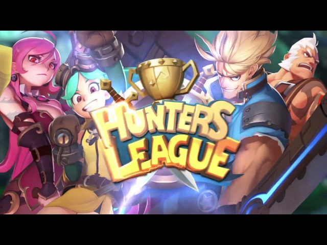 Hunters League: The Story Of Weapon Masters - Геймплей | Трейлер
