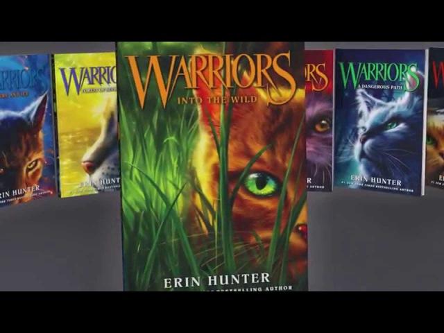 WARRIORS Series by Erin Hunter Official Book Trailer смотреть онлайн без регистрации