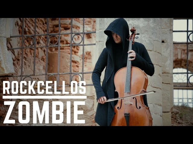 RockCellos Zombie Разбомбили душу… До дрожи до слёз
