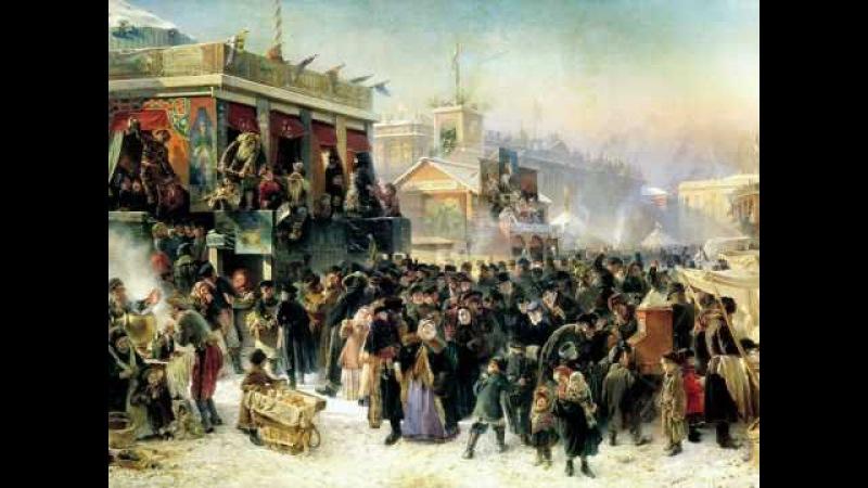 Картины великих русских художников ( Pictures of great Russian artists )