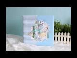Обзор Фотоальбом для малыша Polkadot + Pebbles