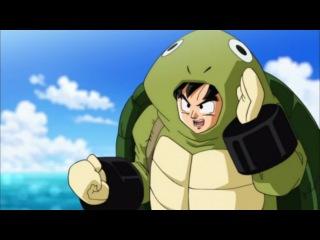 Dragon Ball Super 75 серия русская озвучка Shoker / Драконий жемчуг Супер 75