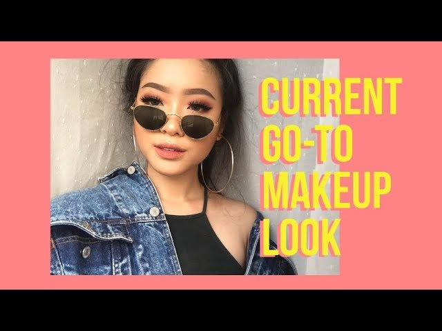 UPDATED CURRENT GO-TO MAKEUP LOOK CHIT CHAT | Marcella Febrianne