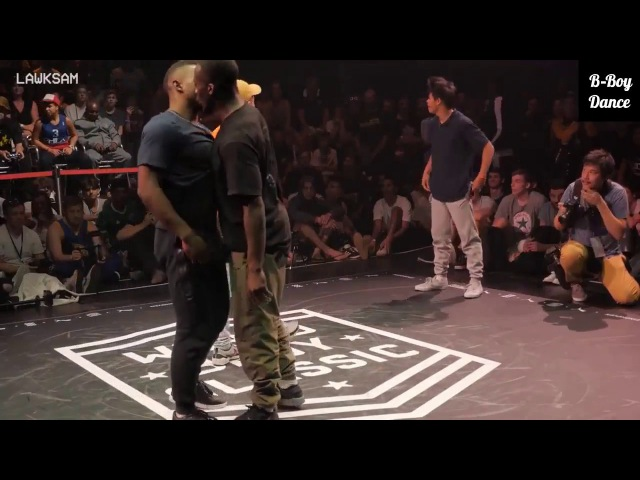 BBOY REAL FIGHT - TOP SETS FIGHT CALLOUT.