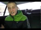 Четко читает андерграунд рэп! Хип Хоп на морозе Русский рэп