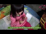 How To A Child To Read - Japanese Mom Teach Her Daughter 3.8 Years Old To Read