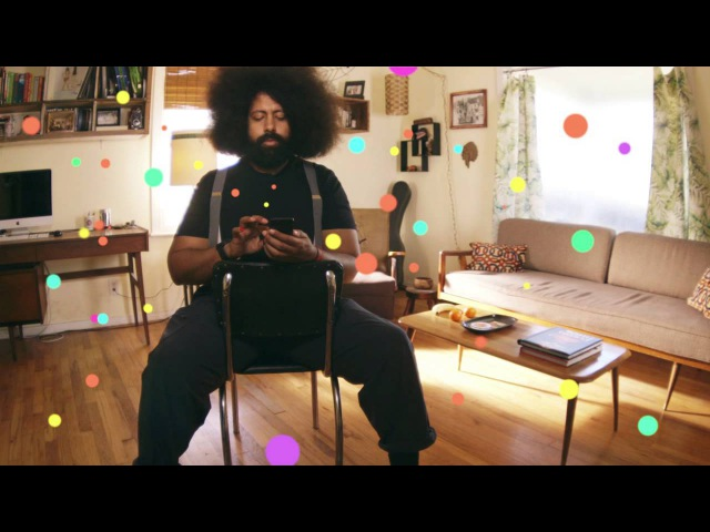 KEEZY for iPhone (feat. Reggie Watts)