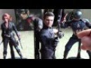 Hot Toys MMS 385 Civil War: Hawkeye Review