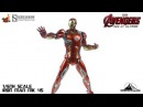 Hot Toys Avengers Age of Ultron IRON MAN MK XLV (45) Video Review