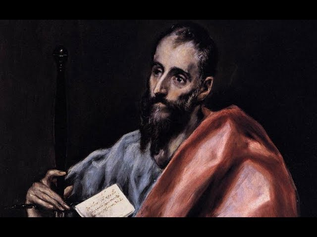 АНДРЕЙ ВИНОГРАДОВ. Апостол Павел