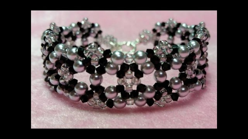 (Tutorial) Aztec Dreams Bracelet DIY (Video 146)