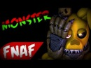 (SFM) Monster Song Created By: Skillet|BEAST INSIDE | [RUS] Cover (REUPLODED)