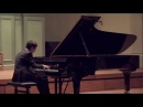 Jean-Paul Gasparian - Beethoven, Debussy, Chopin - LIVE Geza Anda Competition