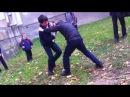 Уличные драки гобараев против Кабисова Гочи