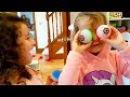 МИСС КЕЙТИ и АЛИС играют у Кати и Макса дома Катя и Алис пугают родителей Огромны...