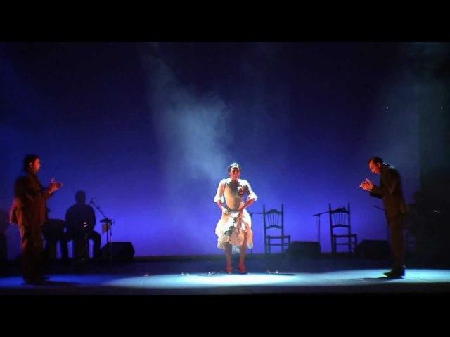 La Lupi (Serrana) Flamenco viene del Sur 2013