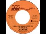Al Wilson --
