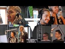 15.03.2017 - Interview with Tokio Hotel for radio N-JOY, Hamburg