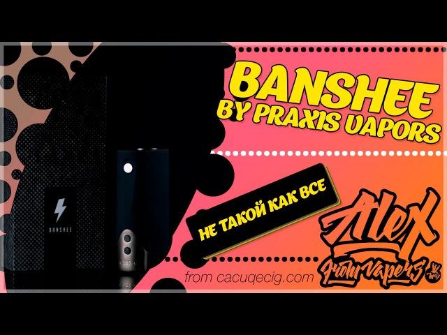 Praxis Vapors Banshee 150W from