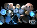 Illogicist Hypnotized by Riccardo Merlini Drum cam Technical Progressive Death Metal drums
