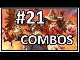 Hearthstone Best Combos #21 - Funny and Lucky Moments | Epic Plays