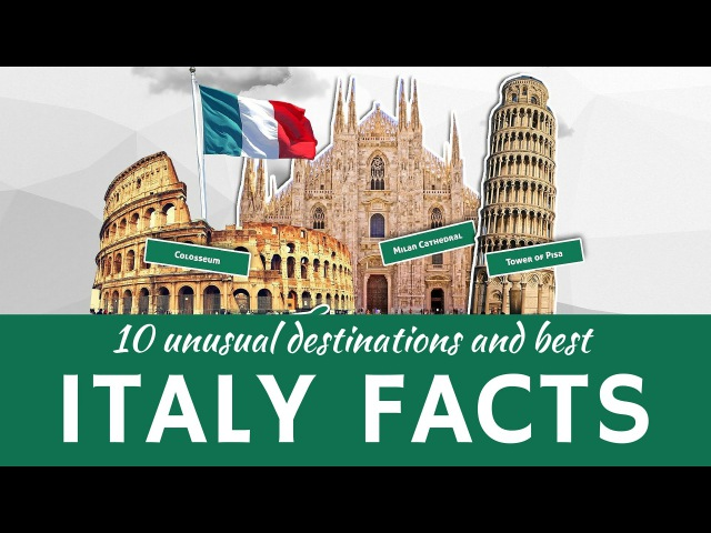 Italy 12 Fun Facts about Italian History, Traditions and Cuisine