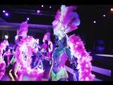 Экстрим балет Fireangels - световое шоу