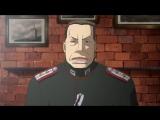 Youjo Senki 4 серия русская озвучка IIIaurma & Arihara / Военная хроника маленькой девочки 04