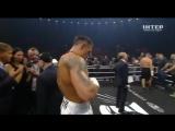 АЛЕКСАНДР УСИК – МАРКО ХУК ПОЛНЫЙ БОЙ - Четвертьфинал Всемирной боксерской суперсерии