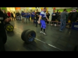Ivan Shatovkin SR-Team Axles medley 140 - 150 - 160