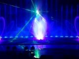 Вьетнамские фонтаны и музыка
