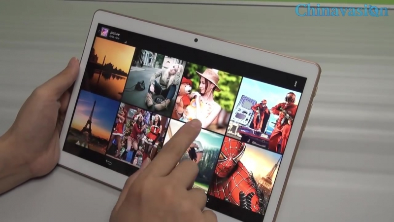 2G_3G_4G Android 4G Phone Tablet with Octa Core CPU, OTG, Bluetooth and Android .1