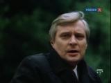 Олег Басилашвили - Осень Песня из фильма-концерта Грустить не надо 1985