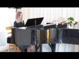 Куркина Анна - Бетховен Тема из симфонии № 9