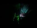 Лазерное шоу на юбилей Тобольска. Фрагмент!