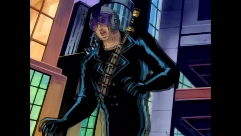 Человек-Паук / Spider-Man: 2.9 The Animated Series Охотник за вампирами / Blade, the Vampire Hunter
