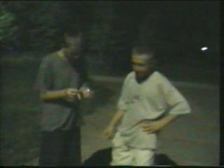 Друзья-Гидроузел (лето, ночь 2001)