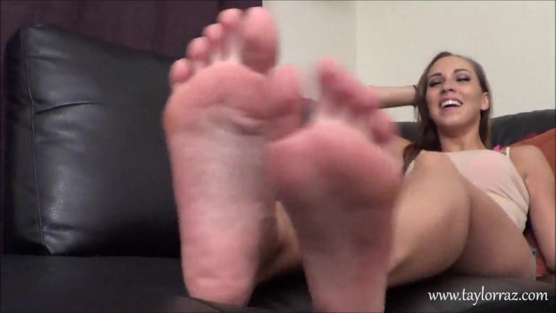 Sasha's POV Foot Tickle for Rent