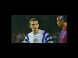 Ровно 20 лет назад «Динамо» уничтожило «Барселону» на глазах их же болельщиков