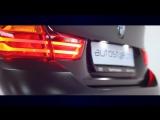 оклейка кузова BMW M4 пленкой Avery Satin Black