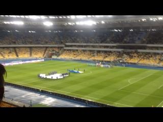 Динамо Київ та Карпати. Вихід.