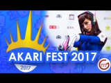 AKARI FEST 2017 - Life In Color