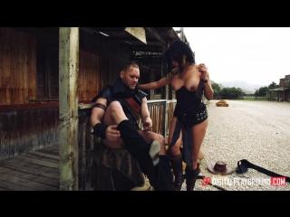 Canela Skin - Rawhide Scene 4 (2017) FullHD 1080p