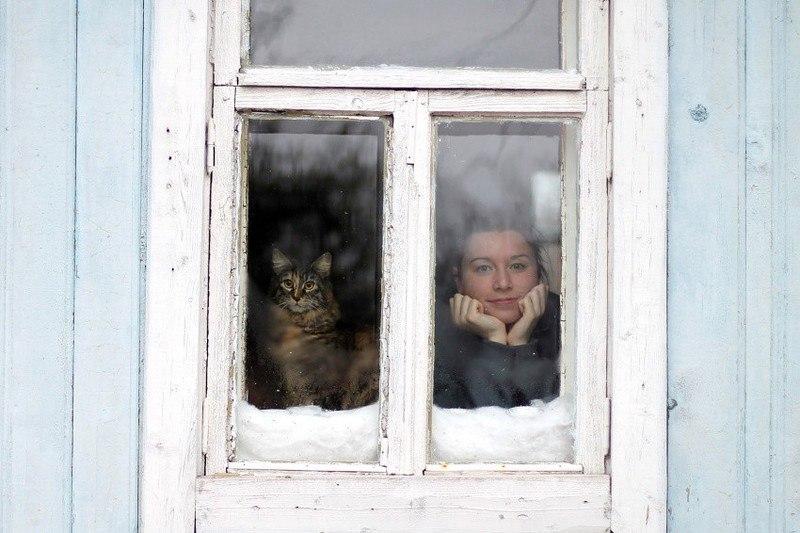 Уютная атмосфера российской глубинки