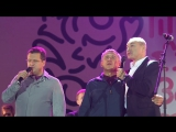 Минниханов и Метшин поют караоке вместе с Хором Турецкого